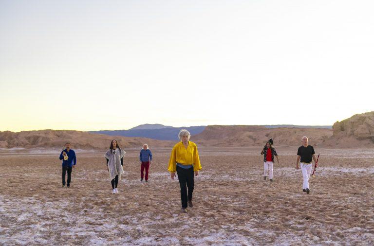 Los Jaivas se presentarán desde San Pedro de Atacama en un concierto virtual gratuito